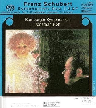 Schubert, F.: Symphonies, Vol. 1 - Nos. 1, 3 and 8