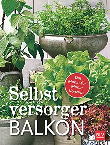 Buch Selbstversorger-Balkon