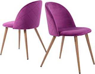 Best purple side chairs Reviews