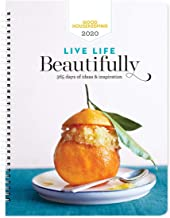 Good Housekeeping 2020 Planner – Live Life Beautifully: 365 Days of Ideas & Inspiration