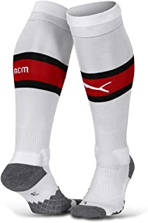 2019-2020 AC Milan Home Football Socks (White) - Kids