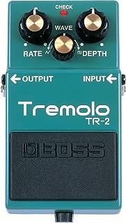 BOSS TR-2 Tremolo Guitar Pedal (TR2)