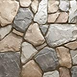 Field Stone Gainsboro Flats 10 sq. ft. Handy Pack Manufactured Stone
