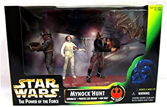Star Wars - 1998 - Kenner - Power of the Force - Mynock Hunt Set - Rebel Alliance - w/ 3 Figures - Rare - New - Limited Edition - Collectible