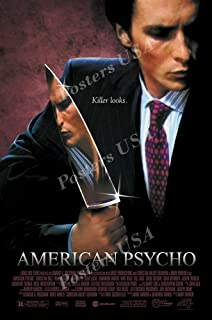 Posters USA - American Psycho Movie Poster GLOSSY FINISH - MOV257 (24