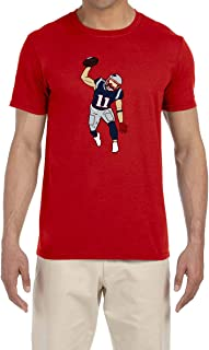 Tobin Clothing Gray New England Edelman Spike T-Shirt