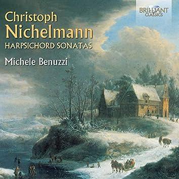 Christoph Nichelmann: Harpsichord Sonatas