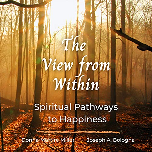 The View from Within: Spiritual Pathways to Happiness (Unshakable Happiness Series) (English Edition)