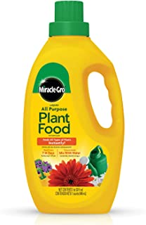 Miracle-Gro 1001502 Liquid All Purpose Plant Food Concentrate 32 oz.