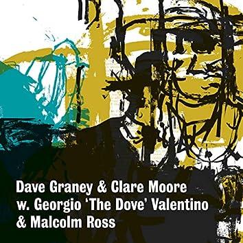"With Georgio ""the dove"" Valentino and Malcolm Ross (Live)"