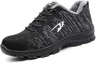 ZHYLOVE Velours Trekking Randonnée Chaussures d'escalade en Plein Air Cross Trainers Chaussures De Marche Jungle Chaussure...