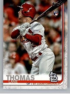 2019 Topps Update #US227 Lane Thomas RC Rookie St. Louis Cardinals MLB Baseball Trading Card