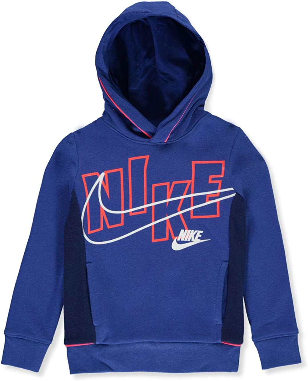 Nike Kids Boy's Dri-FIT Therma Long Sleeve Hooded T-Shirt (Toddler/Little Kids)