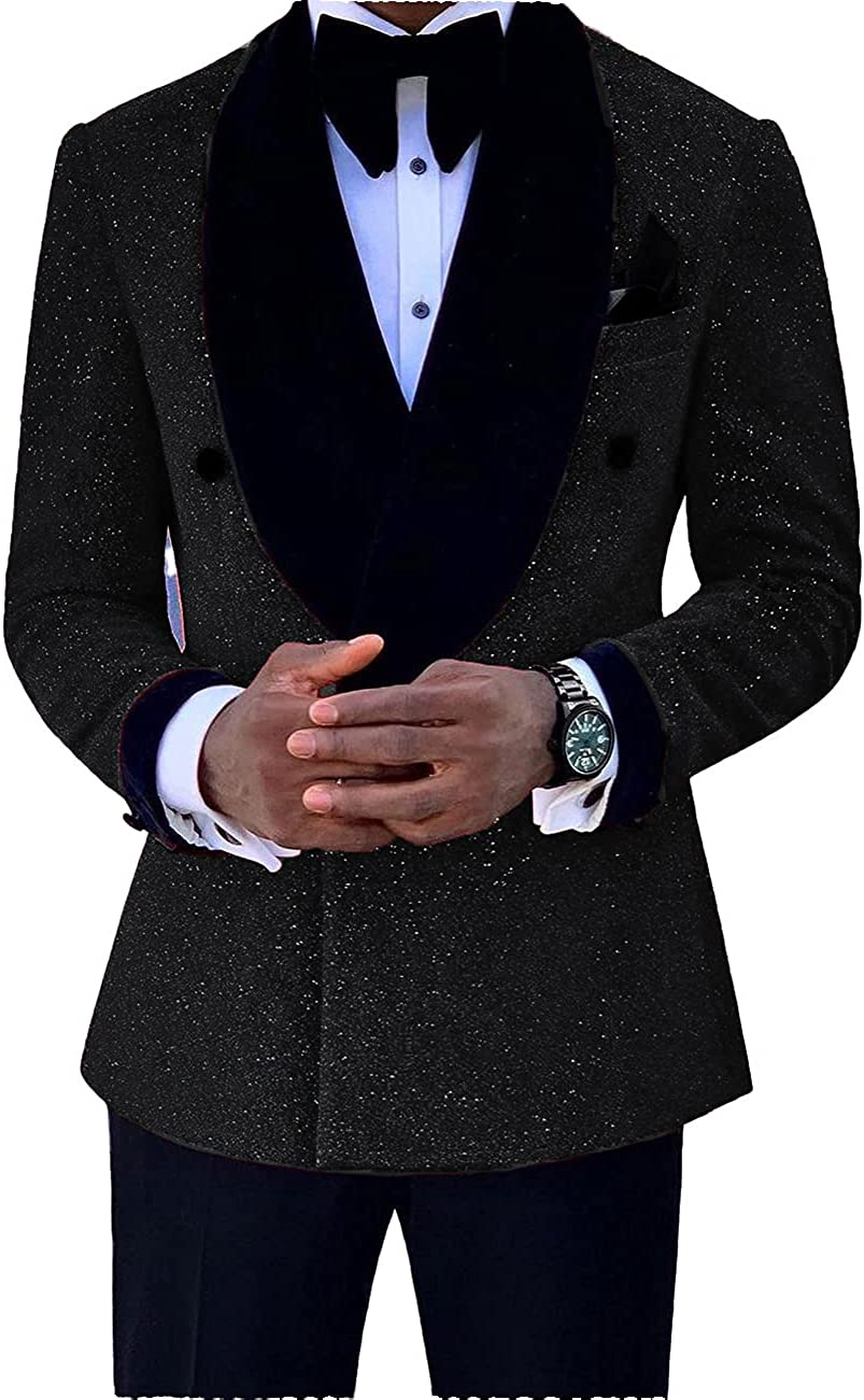 Drolia Sudp Men's Suits Super intense SALE Casual Regular Pieces Shiny Fit Animer and price revision Prom T 2