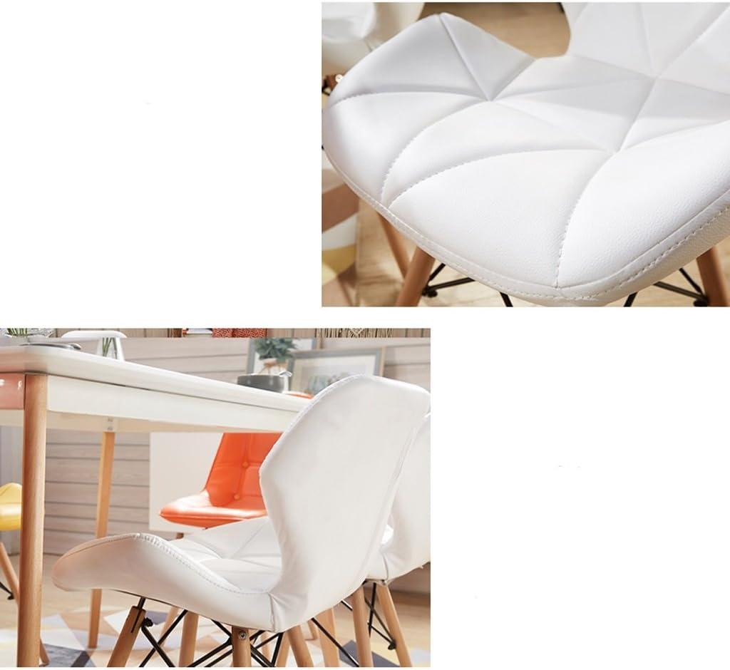 XXT-Chaise de Chaise Tabouret de Maquillage Minimaliste Moderne créative Durable (Color : D) B