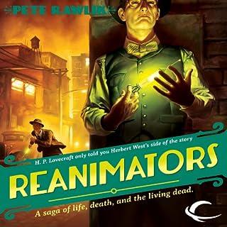 Reanimators cover art