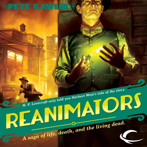 Reanimators audiobook cover art