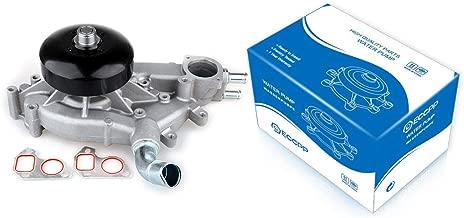 ECCPP Water Pump For 1999 2000 2001 2002 2003 2004 2005 2006 GMC 4.8L 5.3L 6.0L OHV VORTEC Engine