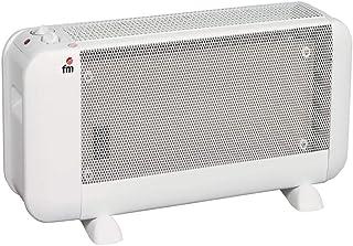 FM Radiador Mica, Blanco, 29 x 49,5 x 23 cm