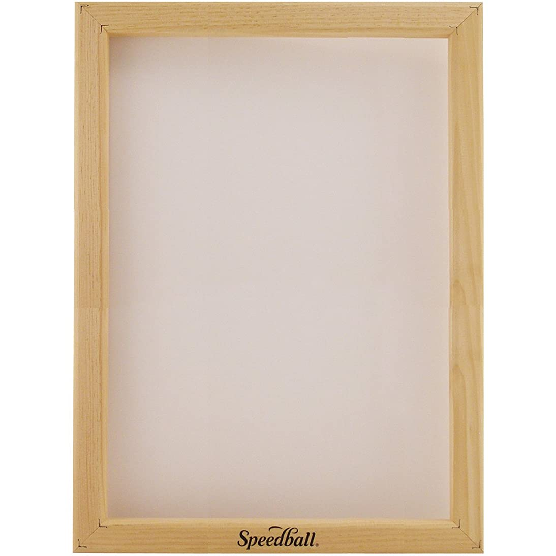 Speedball Art Products Assembled Frame with Fabric Monofilament Screen