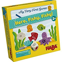 Here, Fishy, Fishy! Game. Best Games for 2 Year Olds