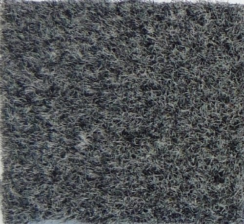 6' x 21' 20oz Marine Grade Boat Carpet - Gray