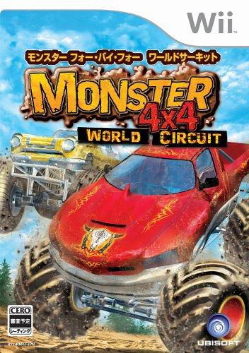 Monster 4X4: World Circuit[Import Japonais]