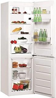 INDESIT - Refrigerateurs combines inverses INDESIT LR 8 S 1 FW - LR 8 S 1 FW