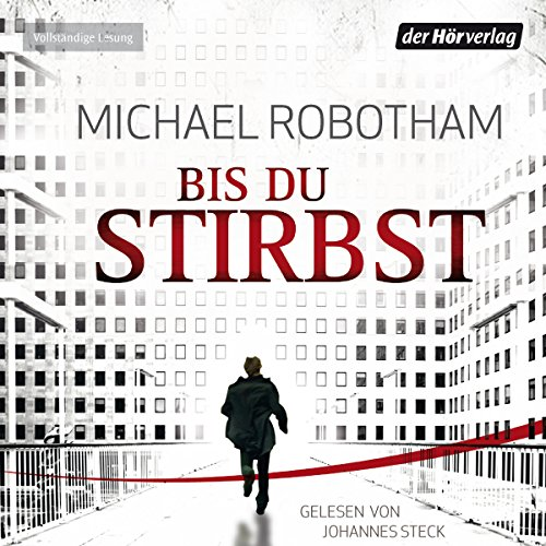 Bis du stirbst audiobook cover art