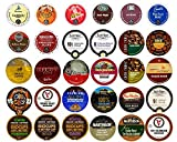 Custom Variety Pack Bold Coffee for Keurig K-Cup Brewers, 30 Count