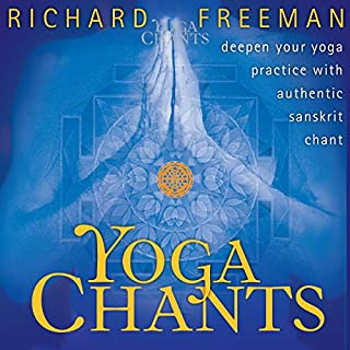 Yoga Chants audiobook cover art