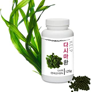 Sponsored Ad - [Medicinal Korean Herbal Pills] Prince Natural Kelp Pills/프린스 다시마환 (Kelp/다시마)