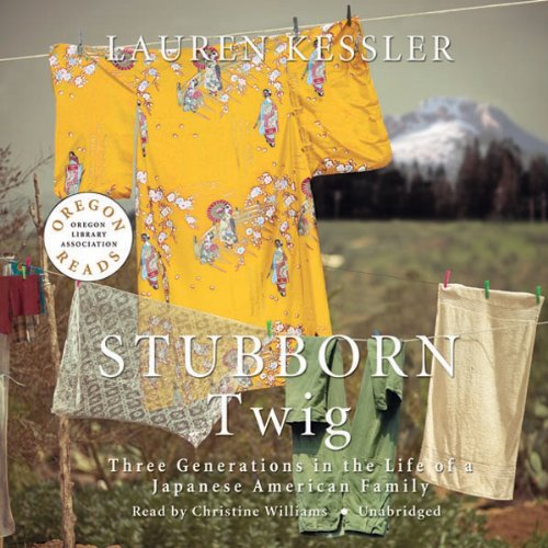 Stubborn Twig audiobook cover art