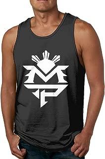 Tiwywln Manny Pacquiao Men's Tank Top Sleeveless T-Shirt