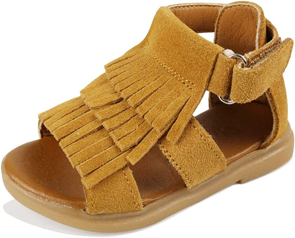 Muy Guay Girls Sandals 25% OFF Leather Genuine Toddler Tas At the price of surprise