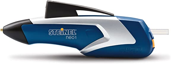 Steinel Neo1 accu-lijmpistool, 3 lijmsticks 7 mm, draadloos, 3,6 V accu, 15 sec. opwarmtijd