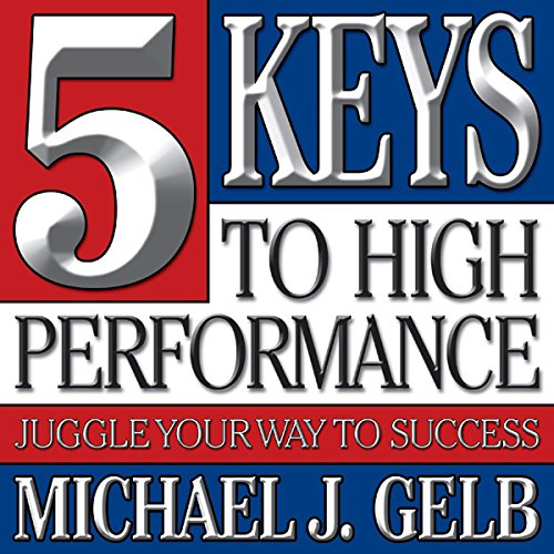 Five Keys to High Performance cover art