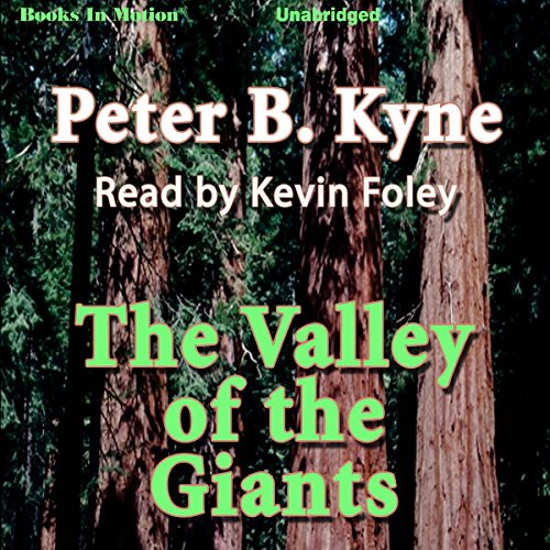 The Valley of the Giants cover art