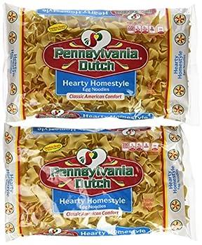Pennsylvania Dutch Hearty Homestyle Egg Noodles 12 Oz Bag  Quantity of 2