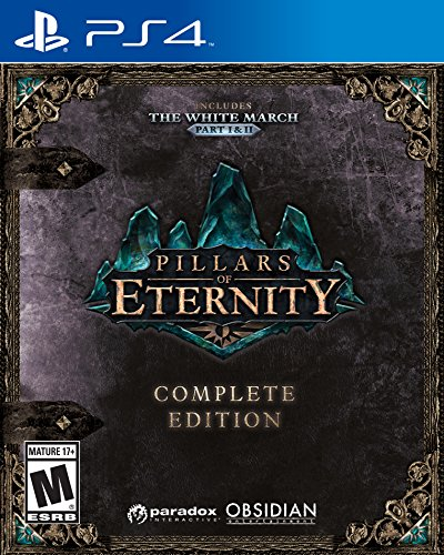 Pillars of Eternity: Complete Edition - PlayStation 4