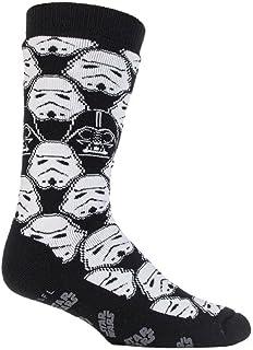 Hombre Niños Disney Star Wars Calientes Fantasia Cómodo Térmico Calcetines para Fans de La guerra de las galaxias