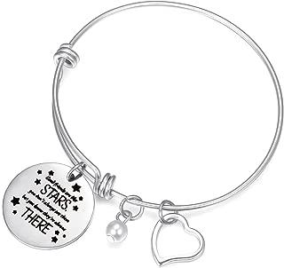 Sunflower Jewellery Charm Bracelet Adjustable Bangle Gift for Women Girl Sister Mother Friends