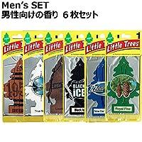 リトルツリー エアフレッシュナー 【メンズセット】LittleTree 芳香剤