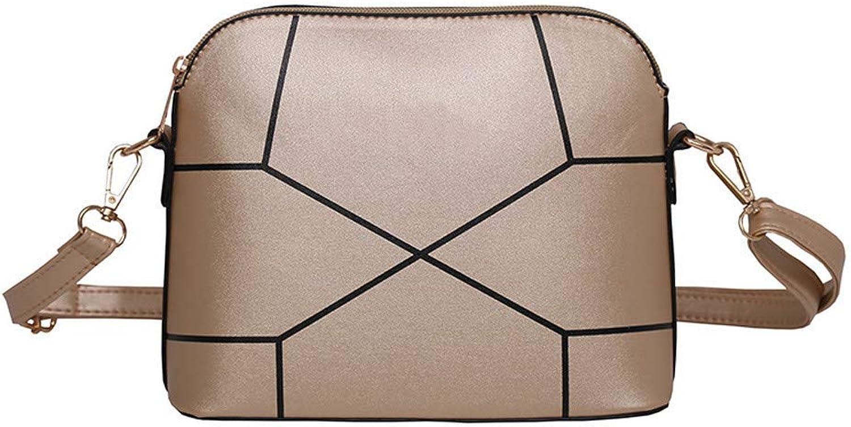 ASHIJIN Fashion Women Handbag Crack Shoulder Bag Ladies Purse Ladies Fashion Bag