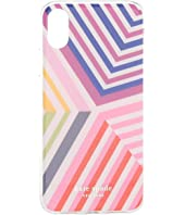 Kate Spade New York - Glitter Geobrella Phone Case For iPhone XS