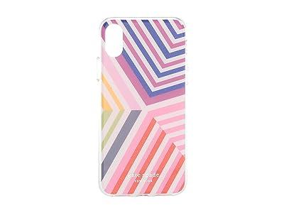 Kate Spade New York Glitter Geobrella Phone Case For iPhone XS (Multi) Cell Phone Case