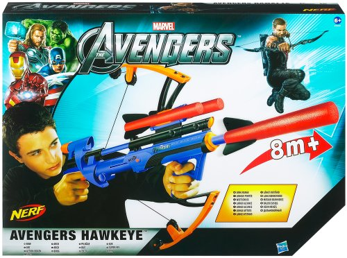 Marvel Avengers - Arco Ojo De Halcón (Hasbro) 39945148