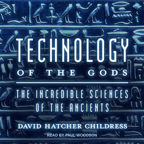 Technology of the Gods audiobook cover art