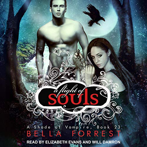 A Flight of Souls audiobook cover art