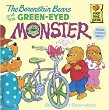 By Stan Berenstain - The Berenstain Bears and the Green-Eyed Monster (2.5.1995)